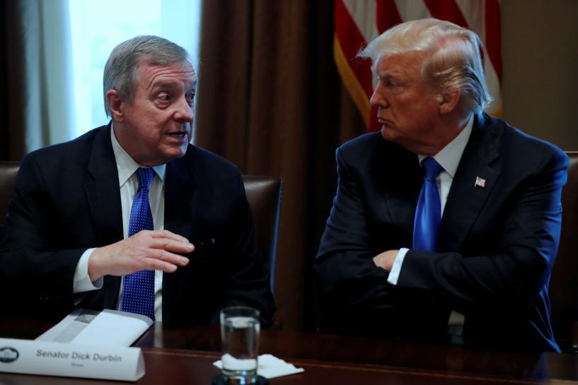 'Shithole' epithet turned immigration debate into new Trump drama https://t.co/6izkdcUxEB https://t.co/KOLj5K6IW9