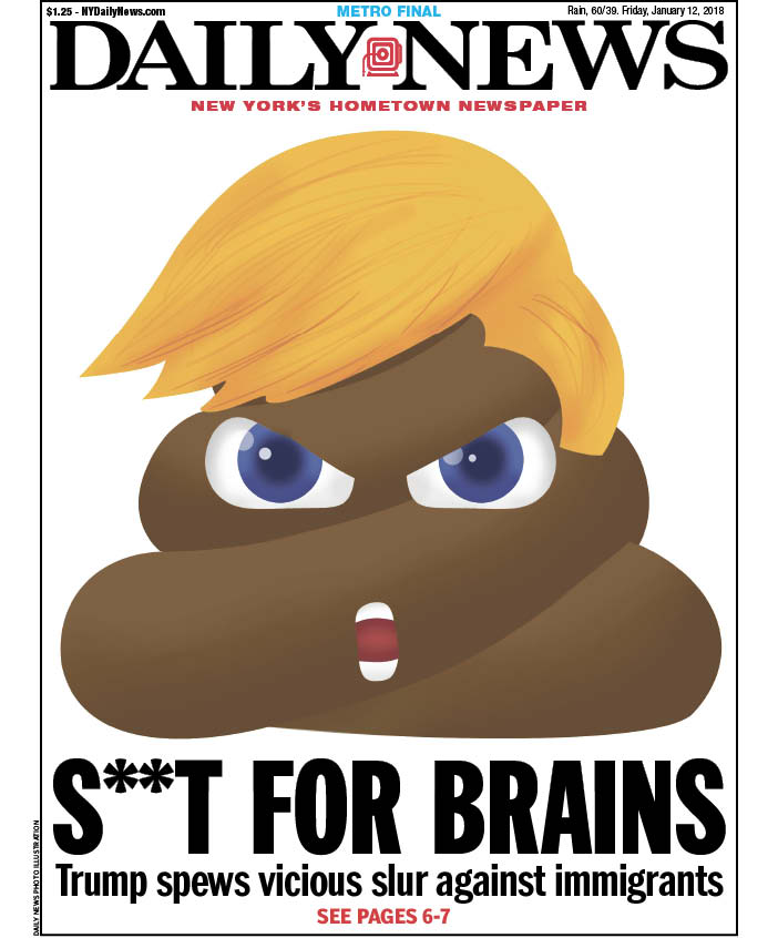 We'll help you get through all this s**t.  Subscribe to the @NYDailyNews: https://t.co/QwfVCucvKK https://t.co/OlRm3qEkzT