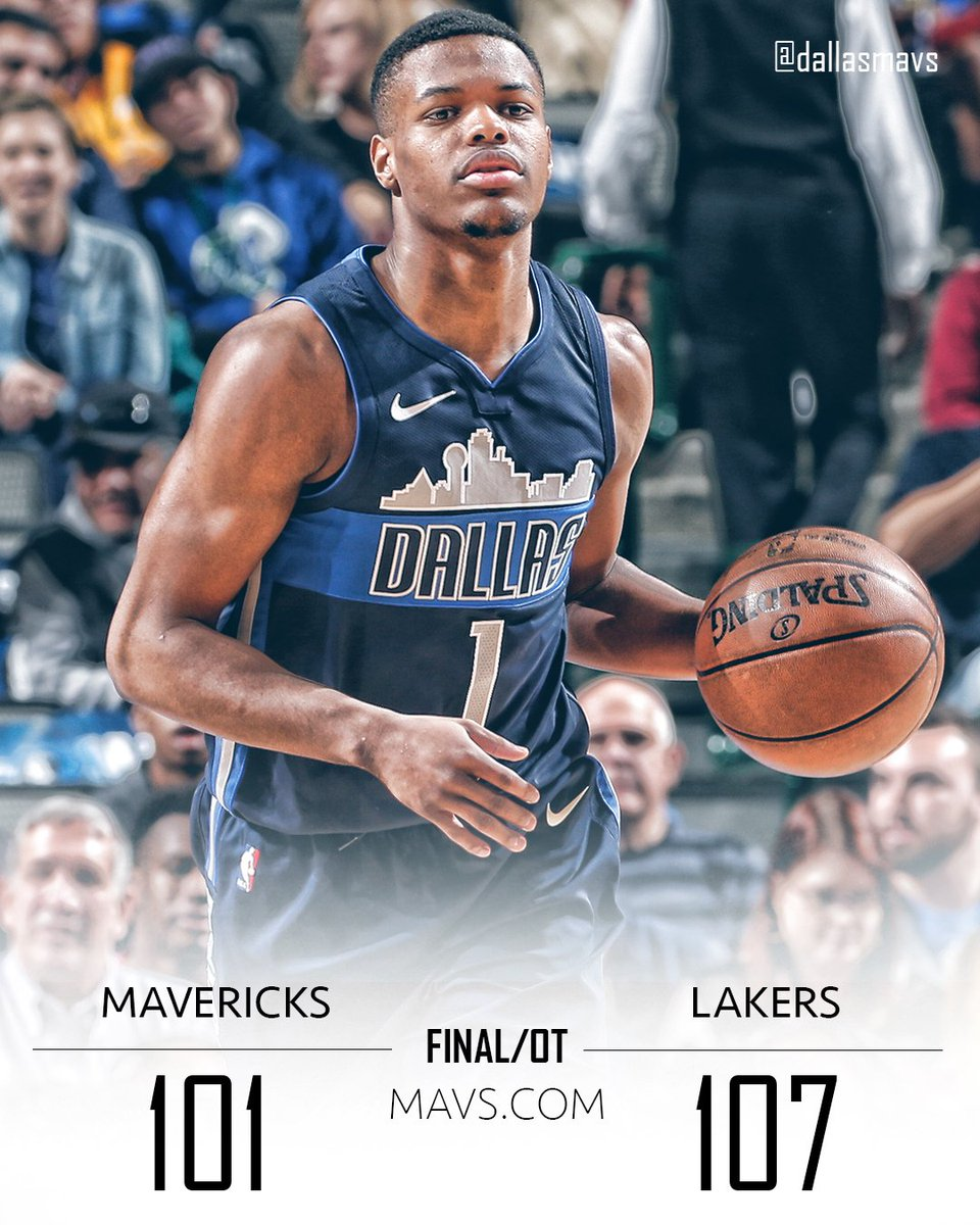 RT @dallasmavs: .@nuggets up next on Tuesday. #DALvsLAL https://t.co/lRqhUUx7hp