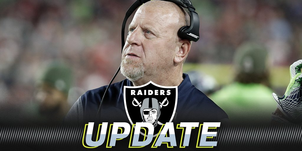 .@RAIDERS to hire Tom Cable as OL coach: https://t.co/0orUdIZE6Q (via @RapSheet) https://t.co/LmmYn4mDuR