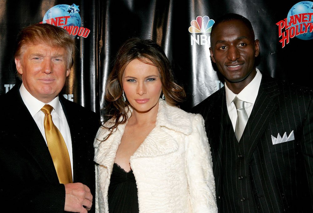 'The Apprentice' winner: 'There is no question in my mind' Trump is racist https://t.co/8eXJJKn0UM https://t.co/B5xsicKJyd