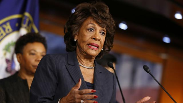 Maxine Waters to boycott Trump's State of the Union: 'He does not deserve my attention' https://t.co/cm6P6olQ39 https://t.co/FfGdddnxGY