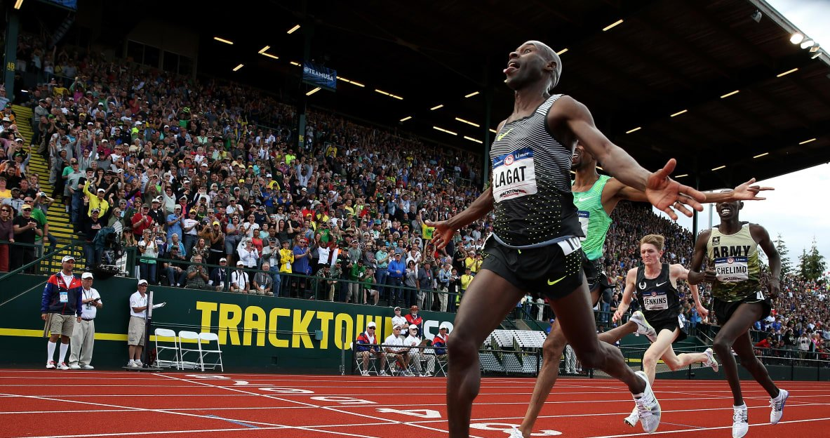 Oregon releases track and field hype video