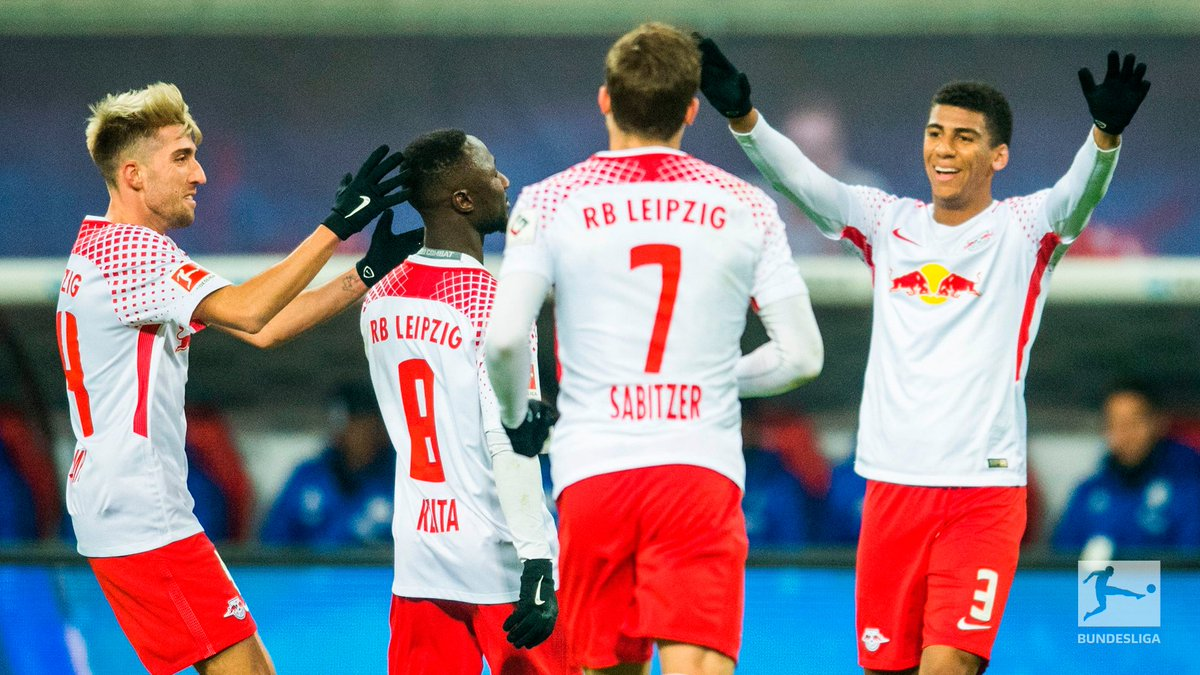 #RBLS04 1-0 ⚽ Refresh the table 🔁   2️⃣ Leipzig 🐸 ⬆️ 3️⃣ Schalke 😞 ⬇️  Big goal! Can they hold on? https://t.co/BlbeopqKs8