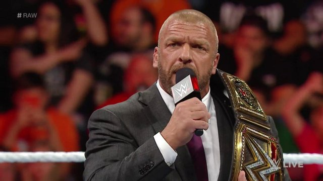 Triple H in a Recent Interviewe Explained the Secret of the WWE Product #WWE #Raw #TripleH #TheUndertaker https://t.co/n3LhhWb5nP https://t.co/ZdSBHGqaVQ