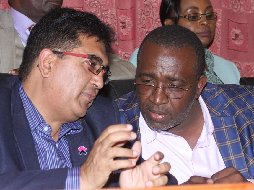 Court orders vote scrutiny, recount for Meru senator in election petition