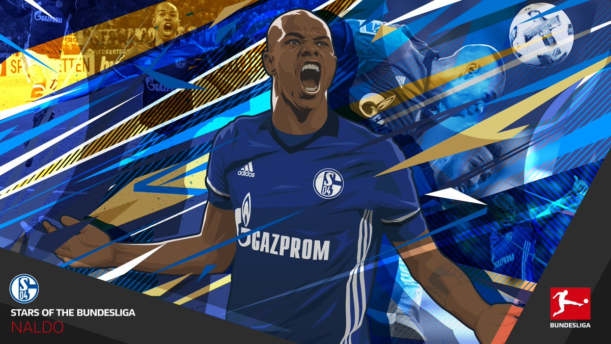 #Naldo for Schalke 🎆  Last Bundesliga goal of 2017 ✅ First Bundesliga goal of 2018 ✅ https://t.co/vniWXKRkZT