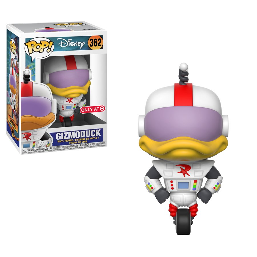 RT & follow @OriginalFunko for the chance to win a https://t.co/zZCu4Pp0jf exclusive Gizmoduck Pop! #FunkoFridays https://t.co/tRZpXBrNKj
