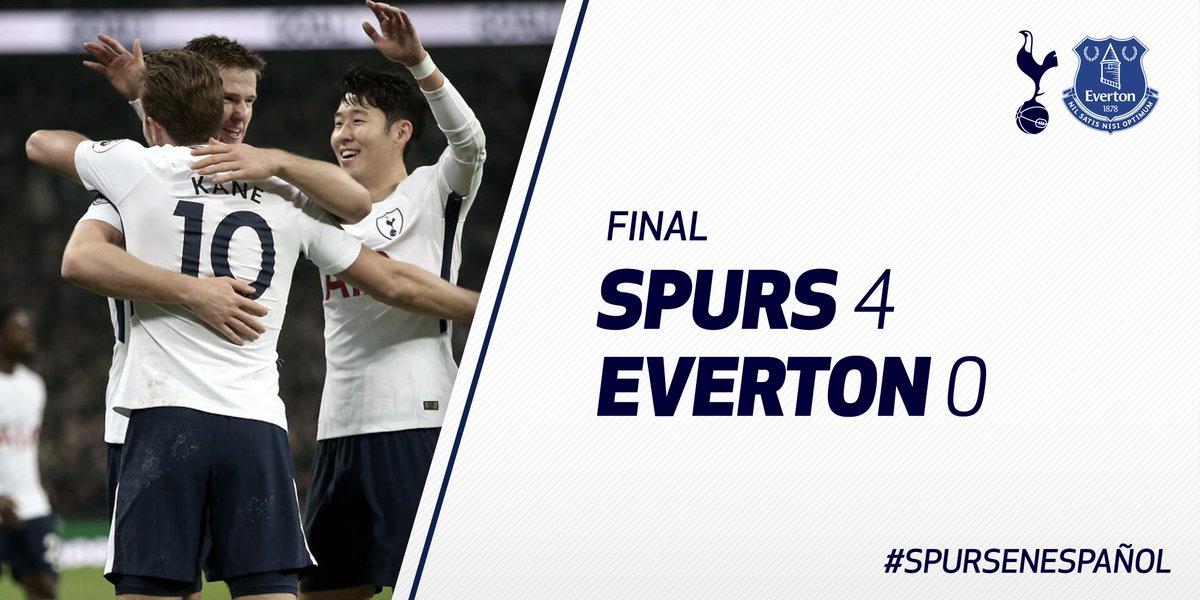 Tottenham no tuvo piedad ante  wembley