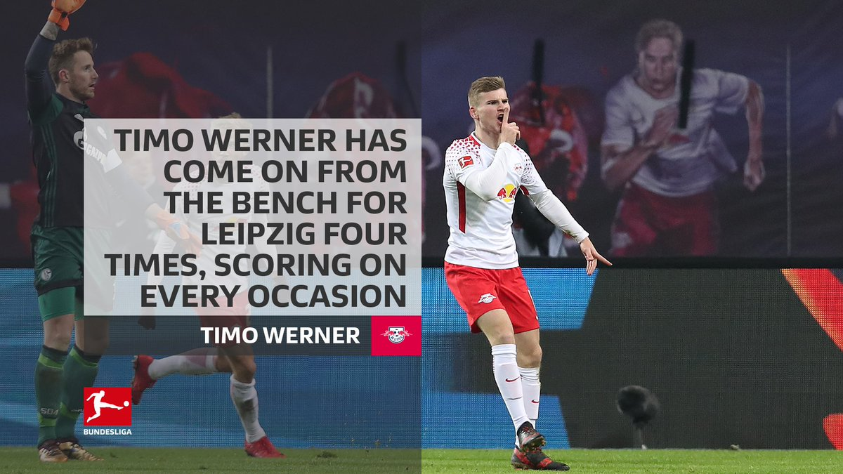 100% goalscoring record as a substitute! #RBLS04 https://t.co/9aMPKXlfIG