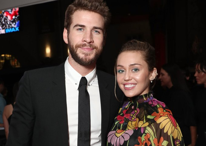 Miley Cyrus wished Liam Hemsworth a happy birthday in the sweetest way. >>