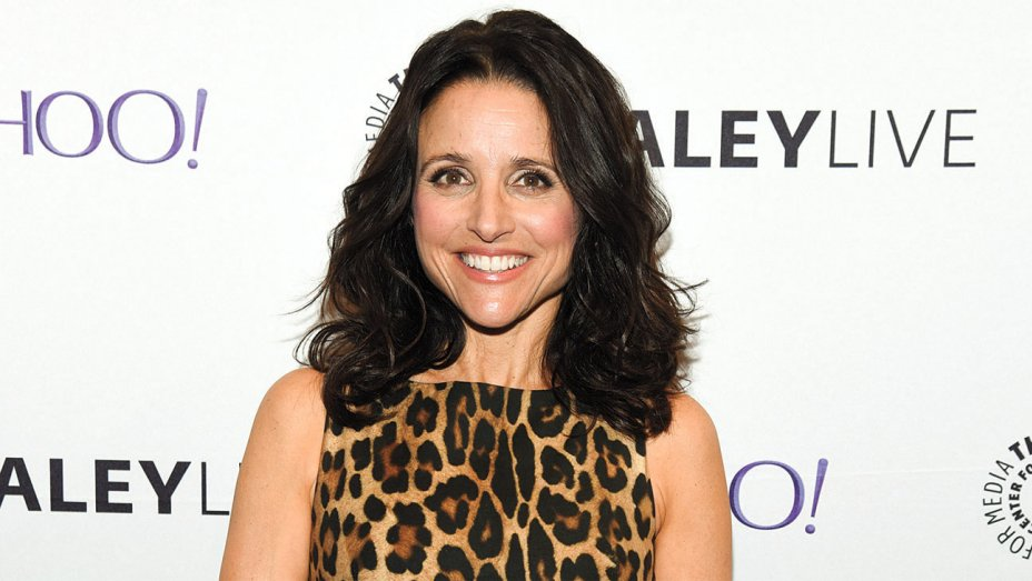 Julia-Louis Dreyfus celebrated the end of chemo with a video scored to Michael Jackson