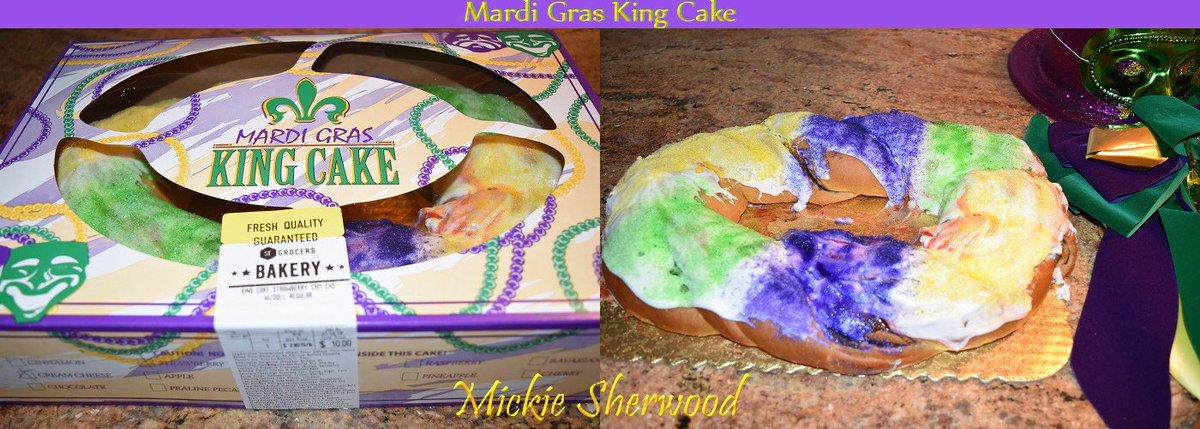 #kingcake