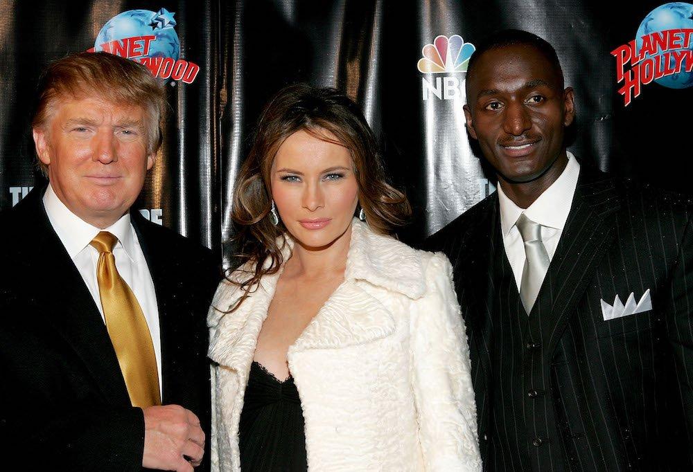 'The Apprentice' winner: 'There is no question in my mind' Trump is racist https://t.co/AhDZjIQyjs https://t.co/bXtg1PnfW9