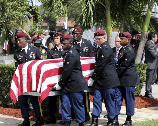 ISIS affiliate claims responsibility for attack in Niger that left 4 U.S. soldiers dead