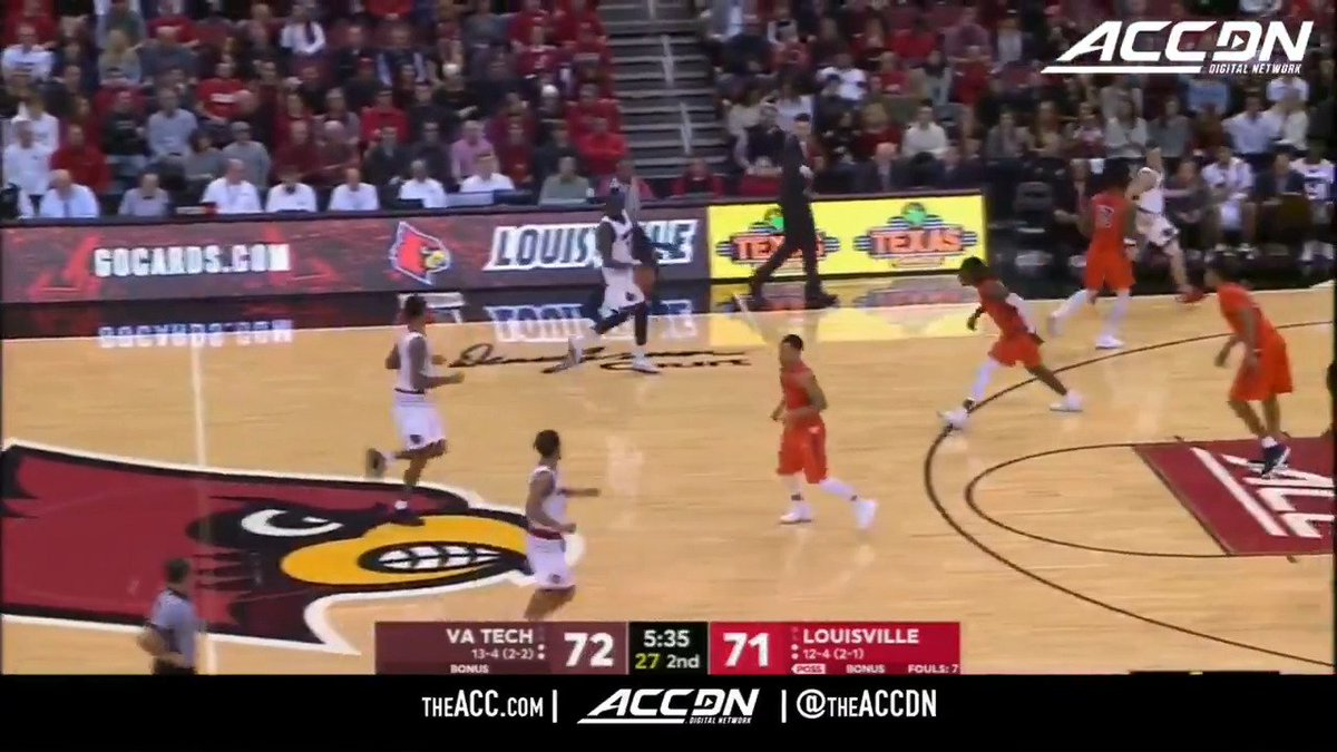 Big day for @LouisvilleMBB and Deng Adel!  Have an afternoon, young man! https://t.co/coN7ETM41M