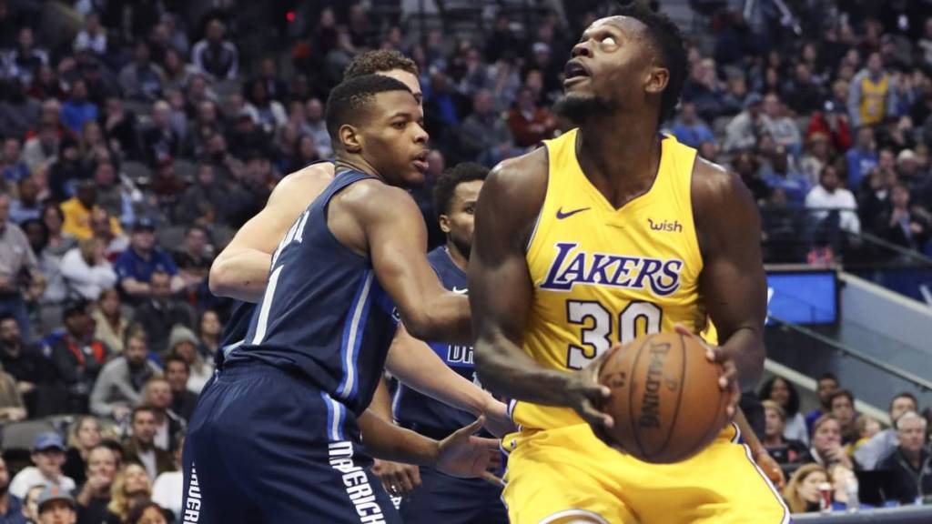 Randle define el cuarto triunfo consecutivo de los Lakers https://t.co/YjVk6ouMzs https://t.co/LVX4xG0ly5