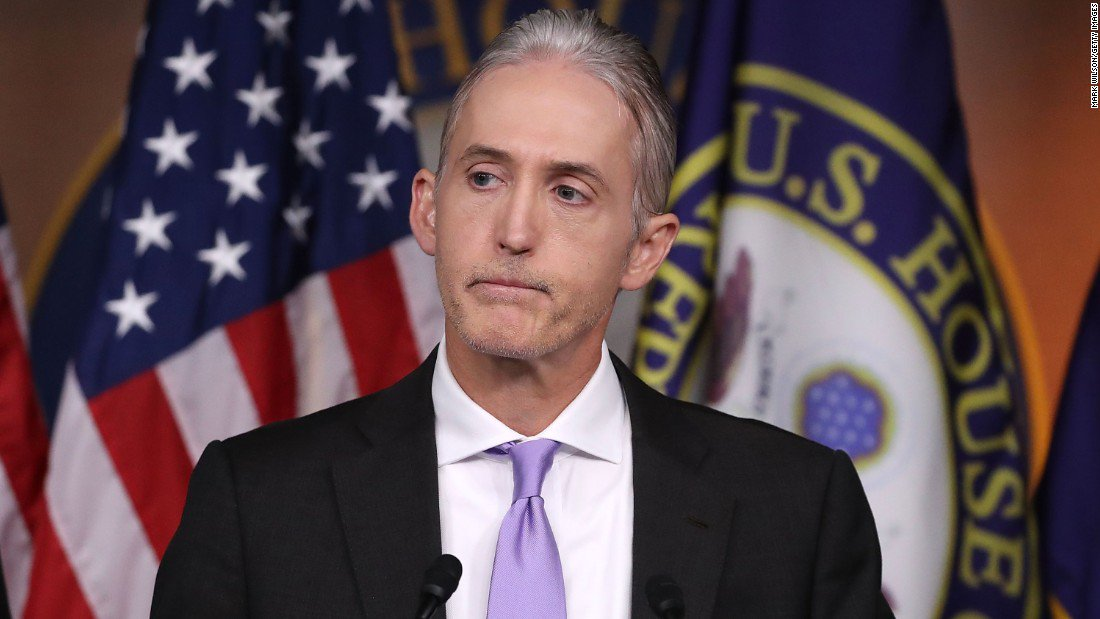 Rep. Trey Gowdy steps down from the House Ethics Committee, citing 'workload'  https://t.co/eUCg2zufK8 https://t.co/1HEgomDAOJ