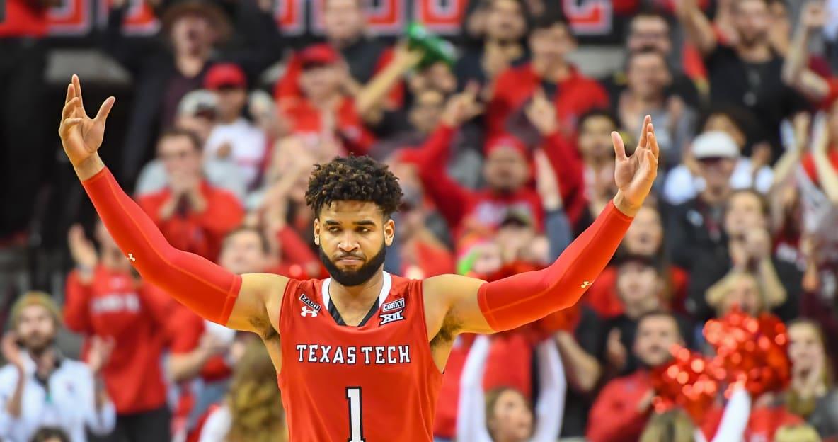 ESPN insider: Texas Tech 'no fluke' after defeating West Virginia https://t.co/s9sg39xP9U https://t.co/eQyK2hqS6T