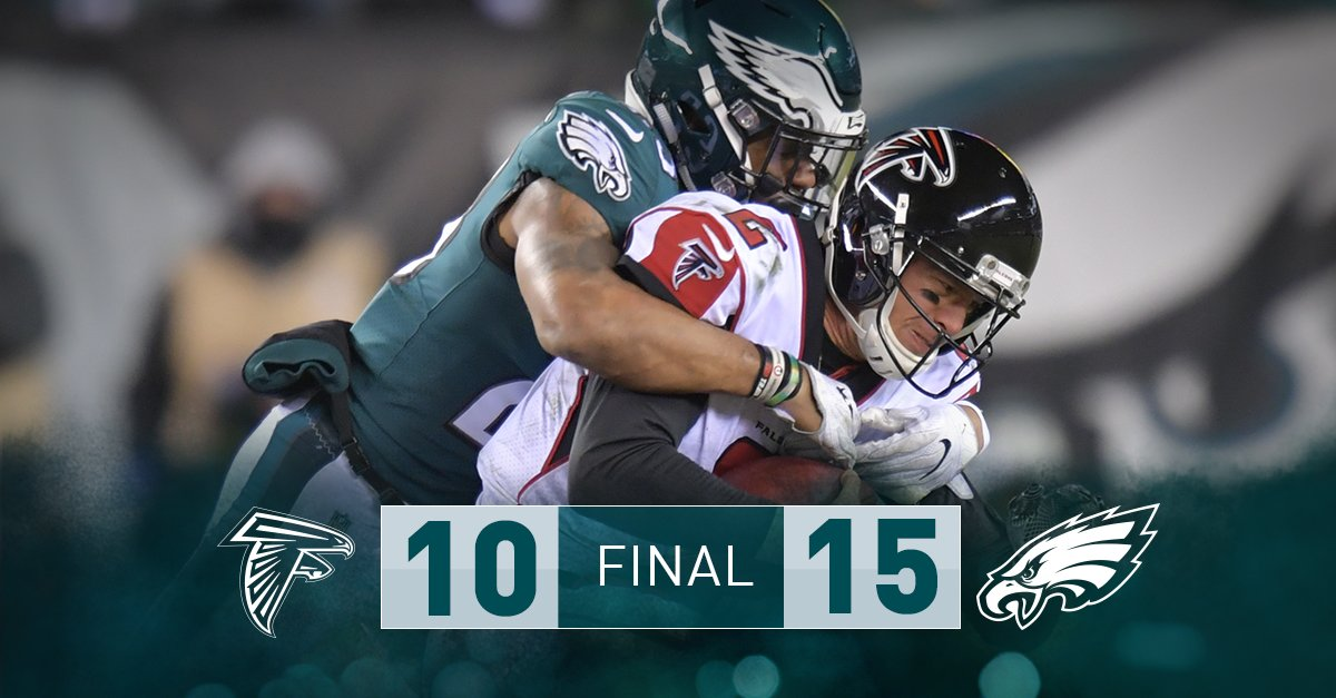 NFC Championship Game, our place.  #FlyEaglesFly https://t.co/sFgprZc8m0