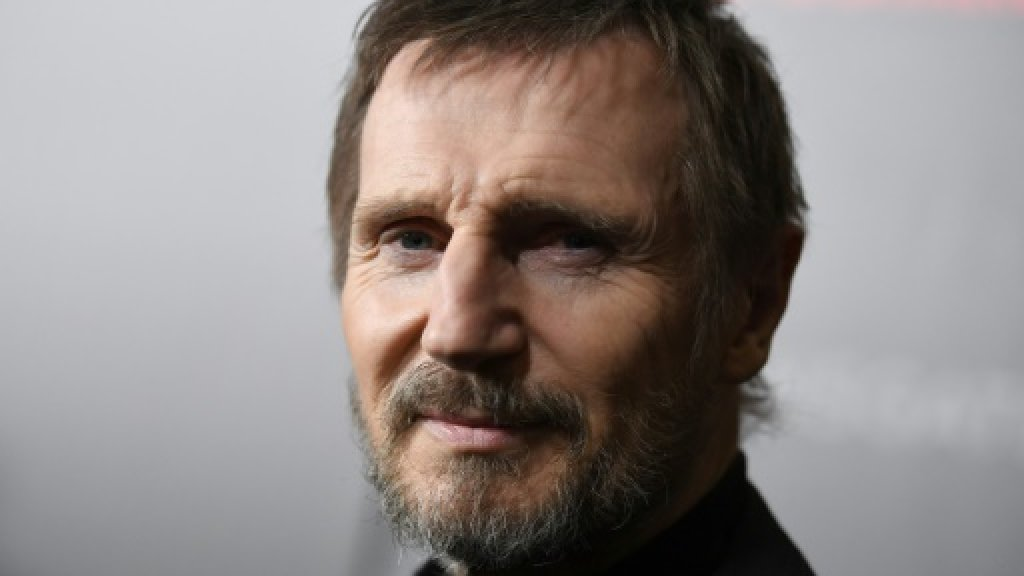 Liam Neeson says 'witch hunt' in Hollywood over sex allegations
