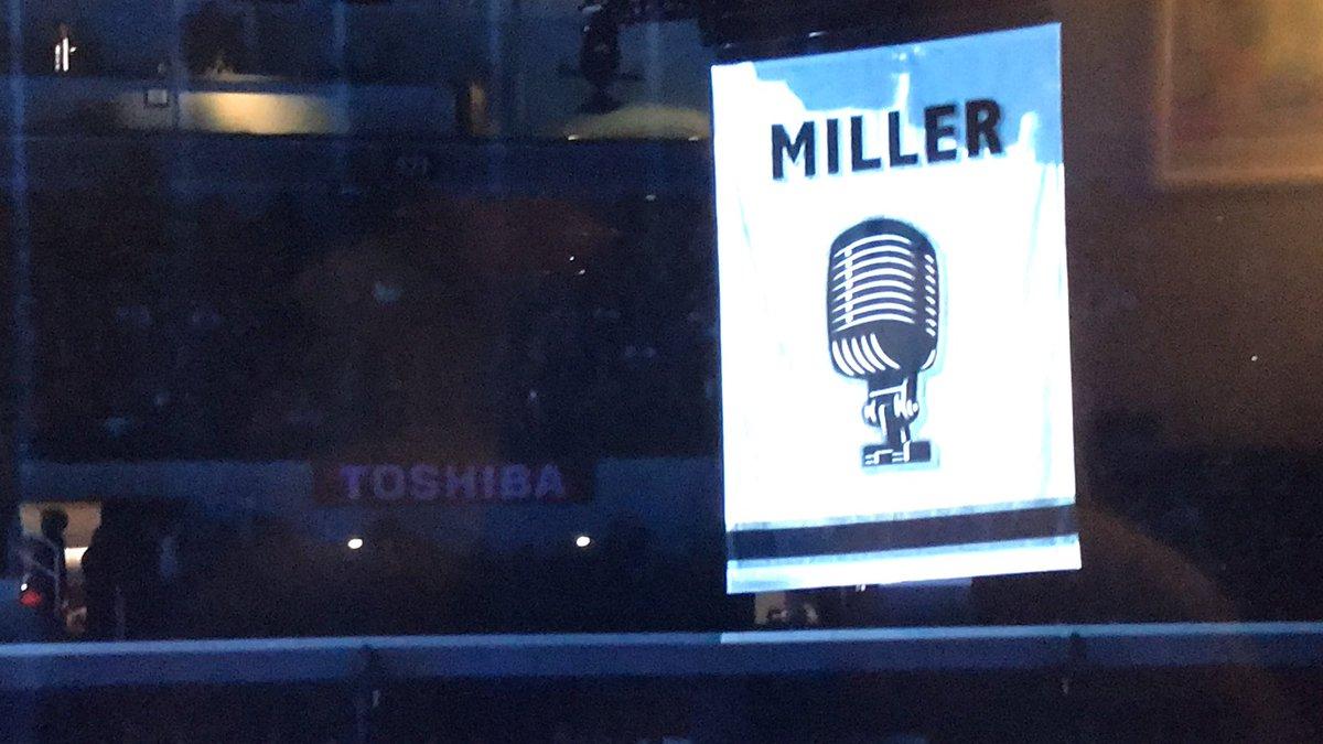 Congrats #BobMillerCelebrationDay #GKG https://t.co/CMrLdB5czV