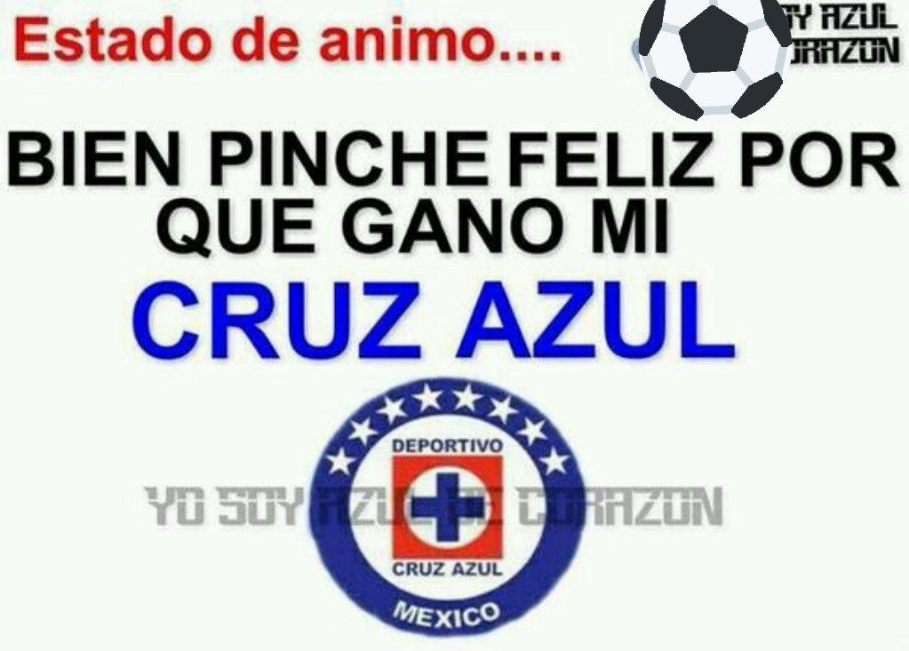 Ahuevo!!!!! Arriva la Maquina del @Cruz_Azul_FC https://t.co/kGdkIVTxxm