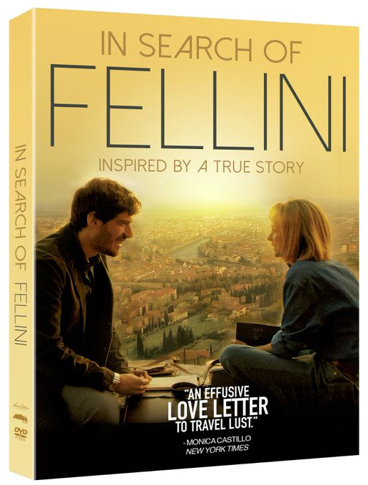 In Search of Fellini Movie DVD Coming of Age Film Inspired by True Story
