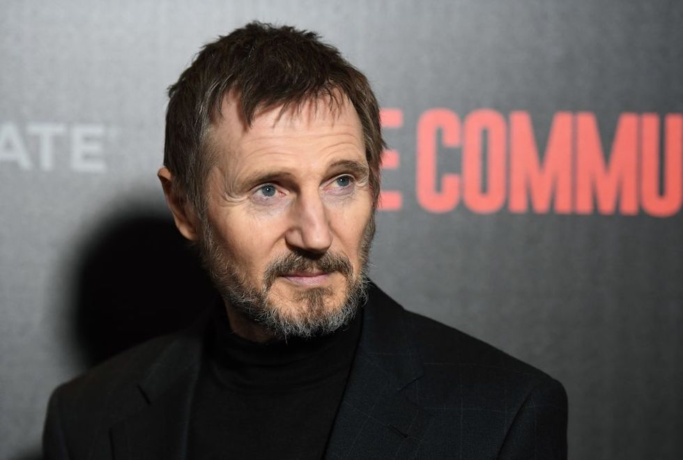 Liam Neeson: Sexual harassment allegations have set off 'a witch hunt' https://t.co/iF6MZQFxVB https://t.co/srS0qU5c9p