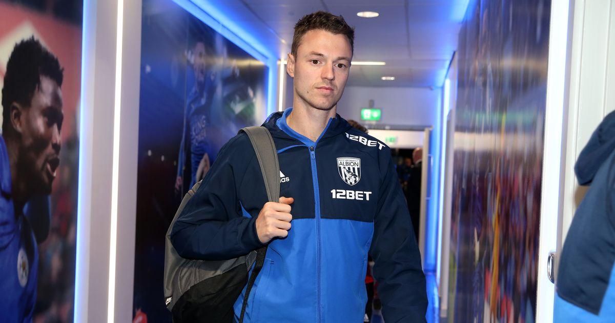Man City and Arsenal get Jonny Evans transfer update