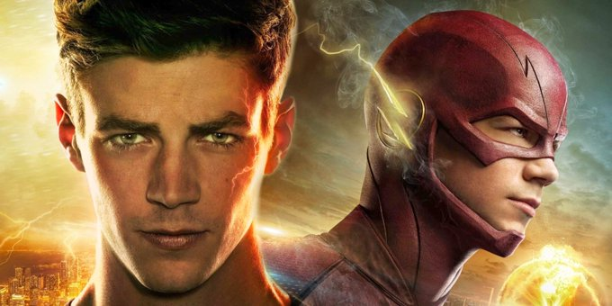 Happy Birthday Grant Gustin!!!