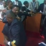 Dishonourable MCAs:Jubilee MCAs and NASA MCAs exchanged blows over People's Assembly motion