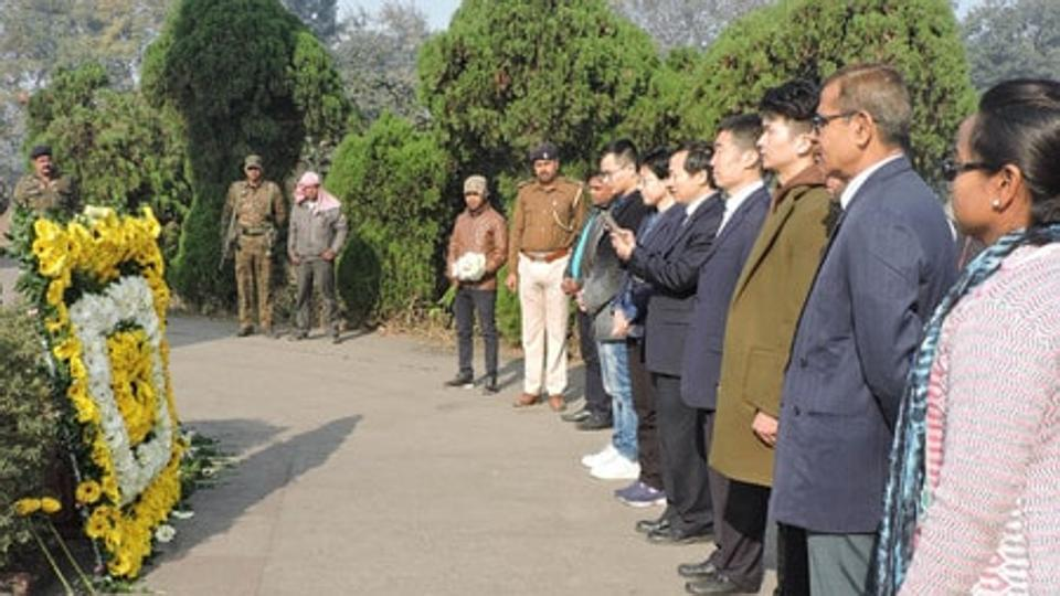 China wants historical cemetry at Ramgarh to be turned into global tourist spot