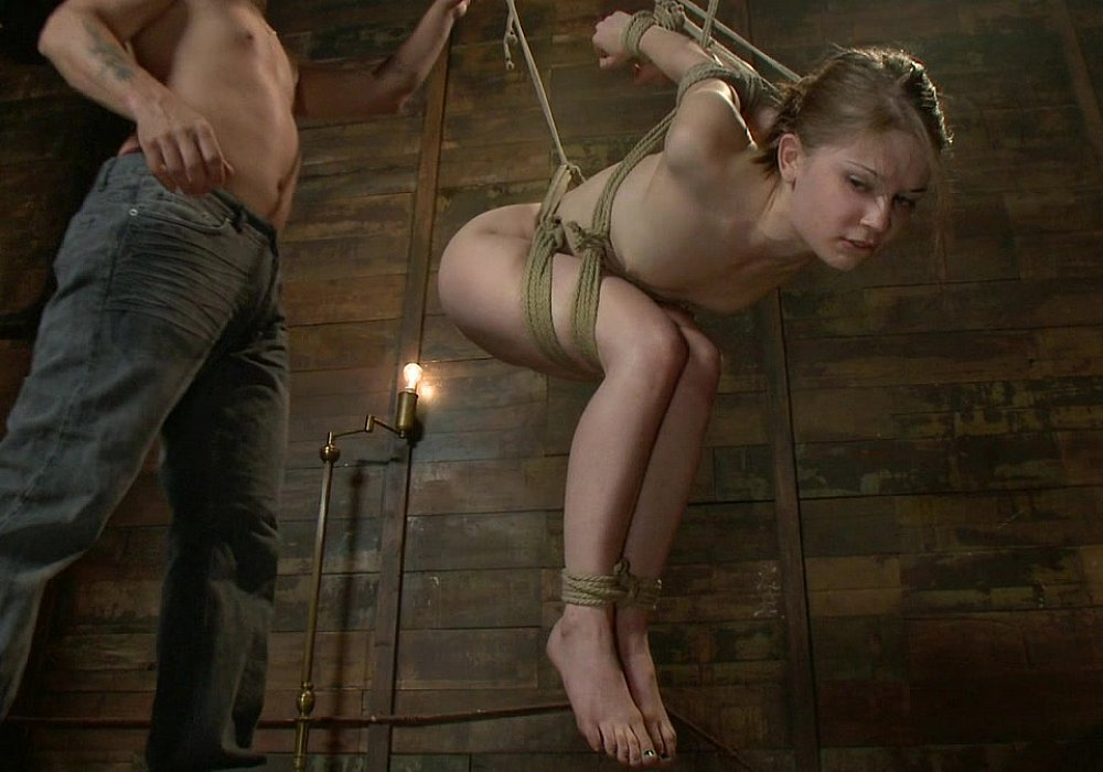 Watch lesbian movie: https://t.co/WDXFQP47Pl Very flexible Sensi Pearl in bondage https://t.co/bsNjEPPTg7