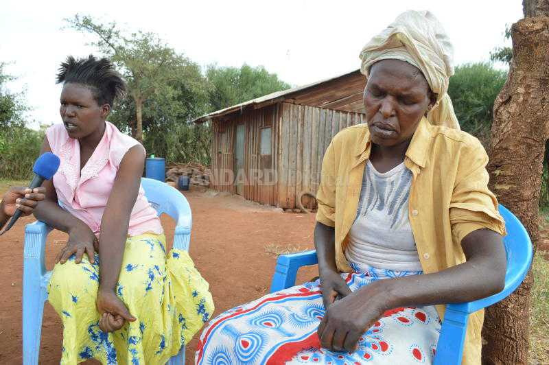 Families count losses as epidemic ravages households
