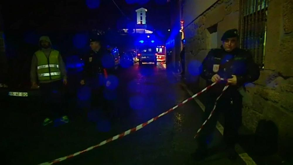 Portugal: Eight dead and dozens injured in fire and stampede