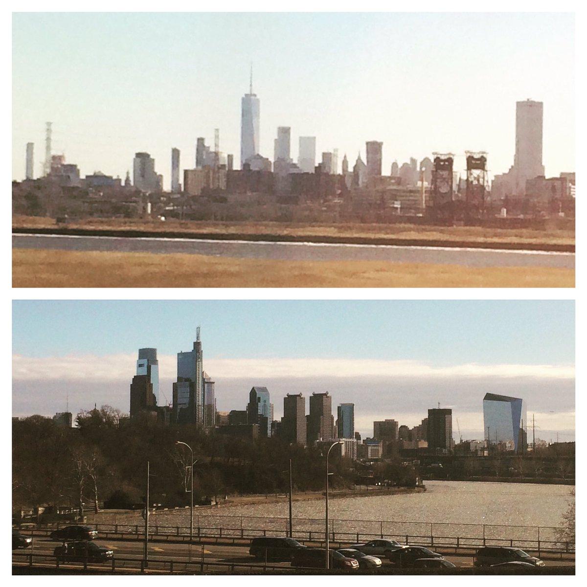 Why do all #skyline look alike ? #newyork #philadelphia #amtrak #acelaexpress #2251 🛤🚅🇺🇸 https://t.co/BQLBZ3f1cc