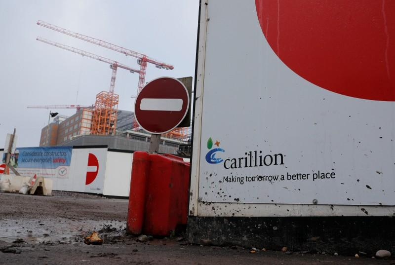 UK government keeping close eye on services company Carillion: Conservative chairman https://t.co/Jn9TxHLC3Q https://t.co/EPgWVCaZkm