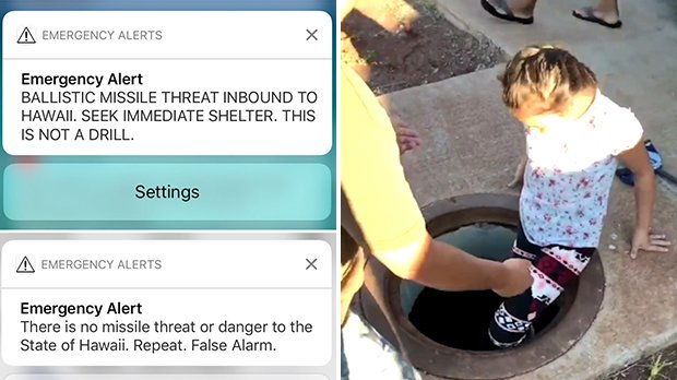 #Hawaii sent scrambling after official alert wrongly warns ballistic missile is incoming https://t.co/7afeXC5VBx https://t.co/dOHQwpxSL9