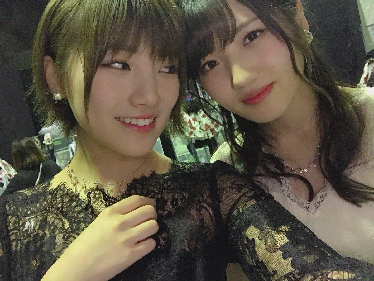 【AKB48】岡田奈々&村山彩希が公開キス「好きだよ…」 YouTube動画>3本 ->画像>88枚