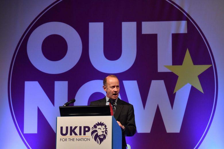 UKIP leader under fire for lover's 'racist' royal slur