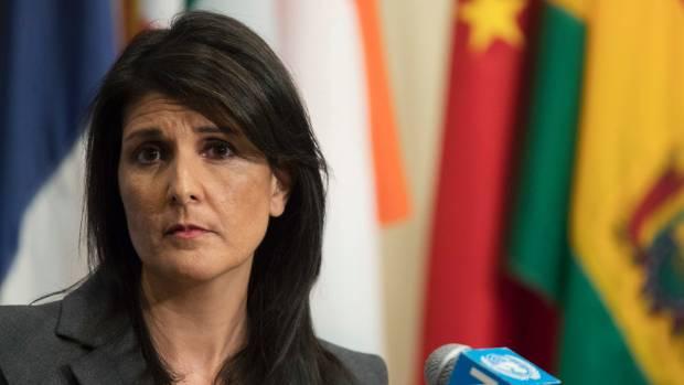 Nikki Haley for US president? UN diplomats bet Trump envoy has ambitions