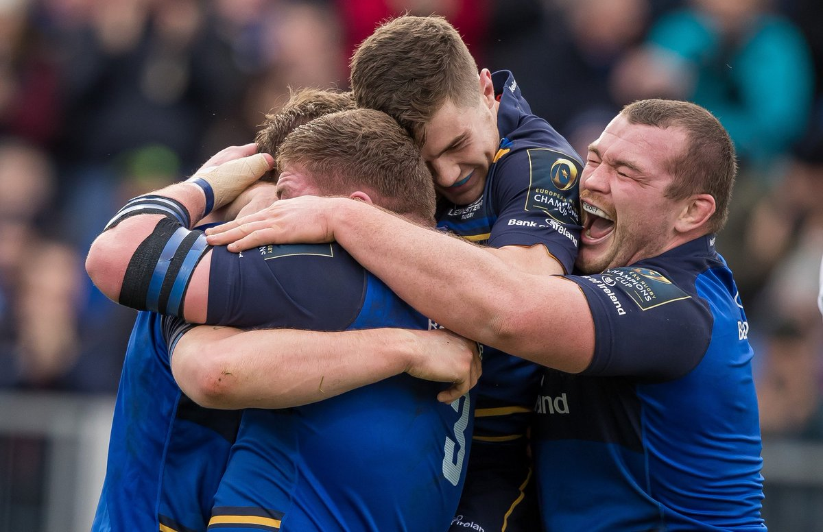No Sunday fear here🔥 Top of the pool for @leinsterrugby #LightTheSpark #LEIvGLA https://t.co/hDhMuXu5v2