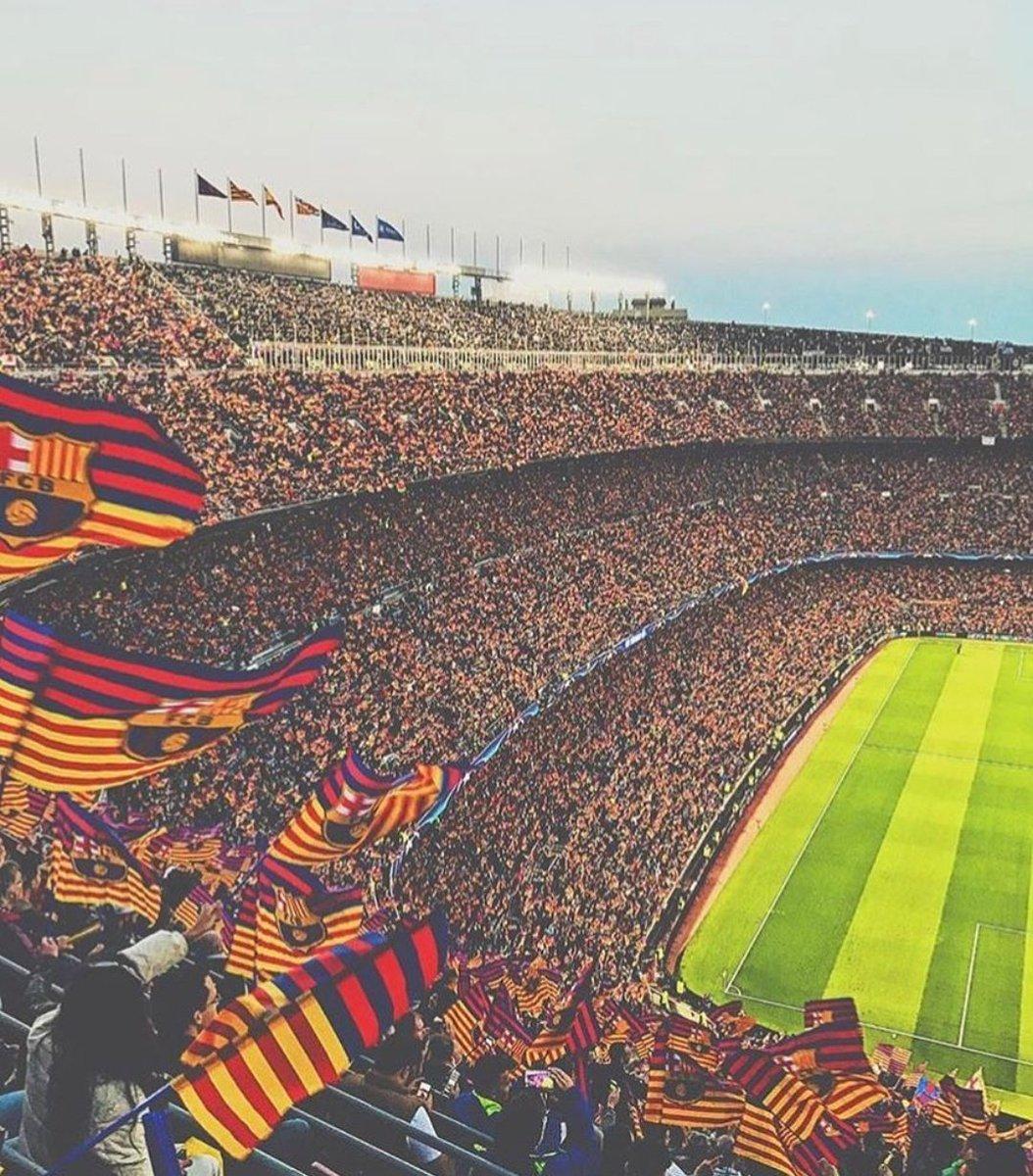 RT @UNIVERSO_1899: Hoy toca Barça 😍 https://t.co/LppKppCsh0