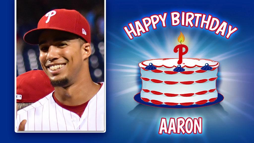 Happy Birthday to #Phillies outfielder @AAltherr! �������� https://t.co/INVCzRp1bC