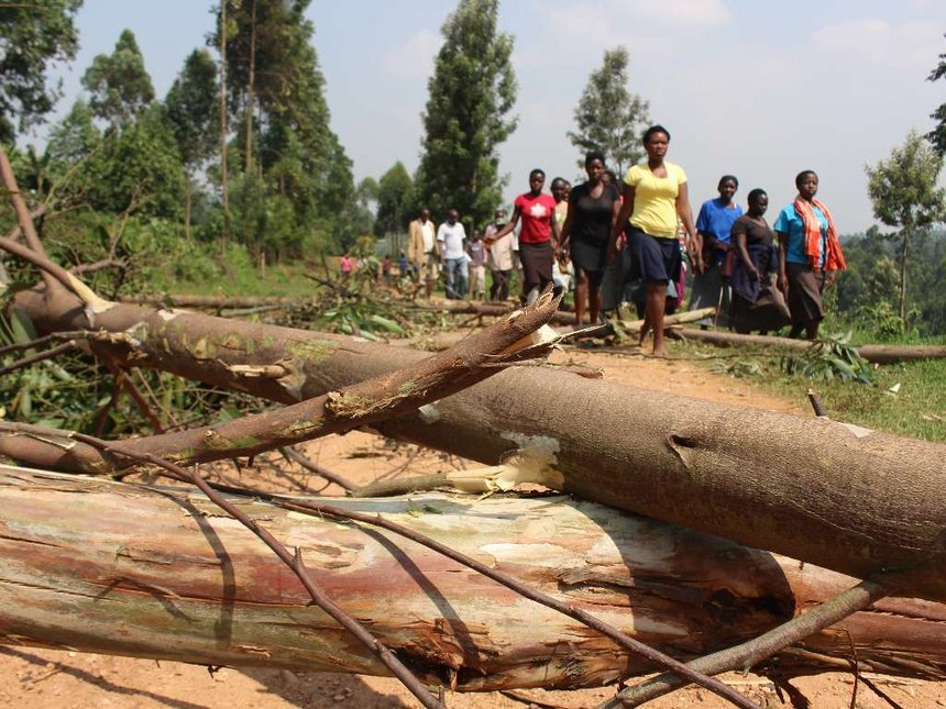 Bonyunyu Dam to be built despite demos by residents