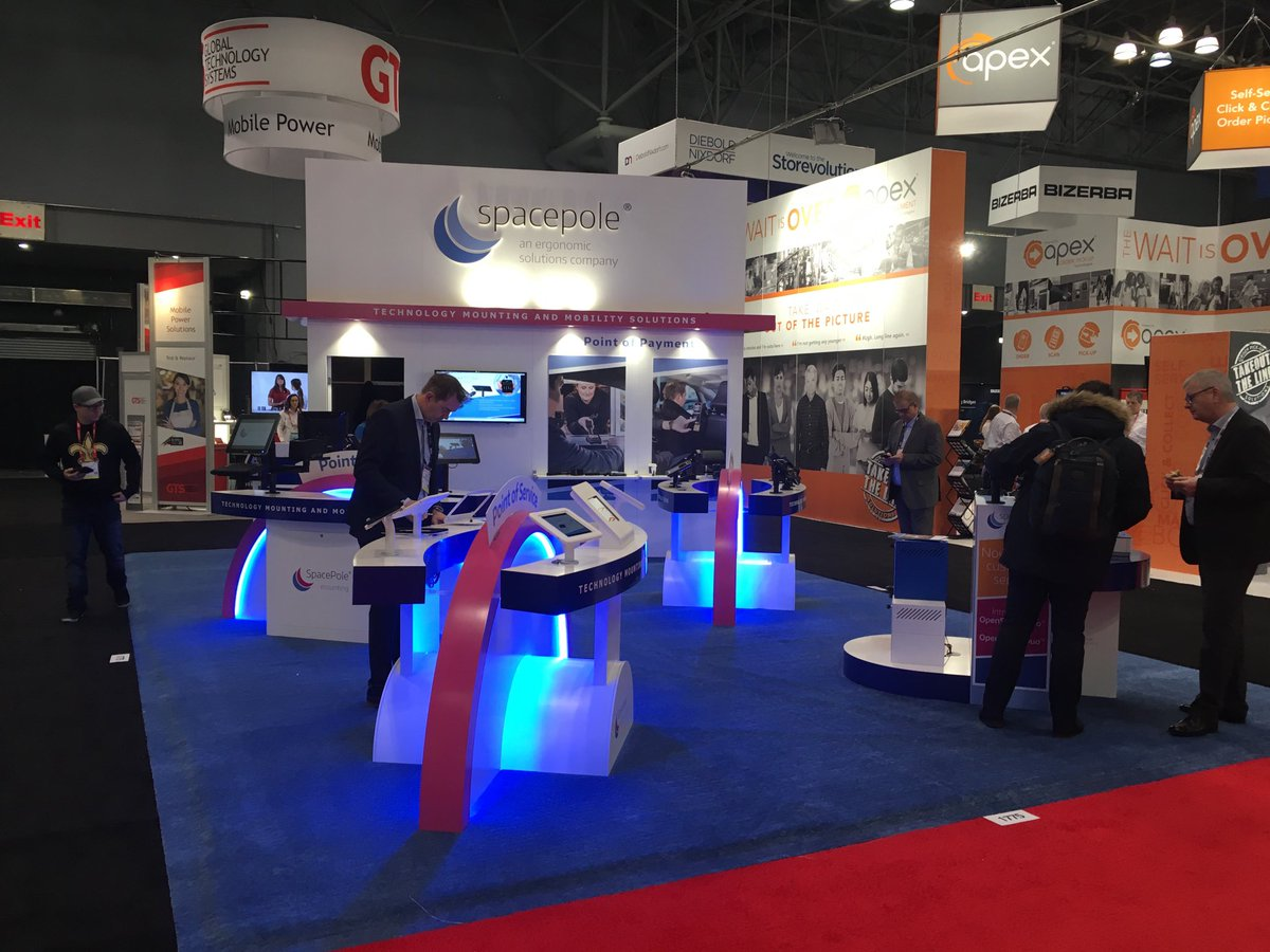 test Twitter Media - Welcome to #nrf2018 the exhibit hall is now open. Visit us at booth 1775 https://t.co/Q3JpuOwk5f
