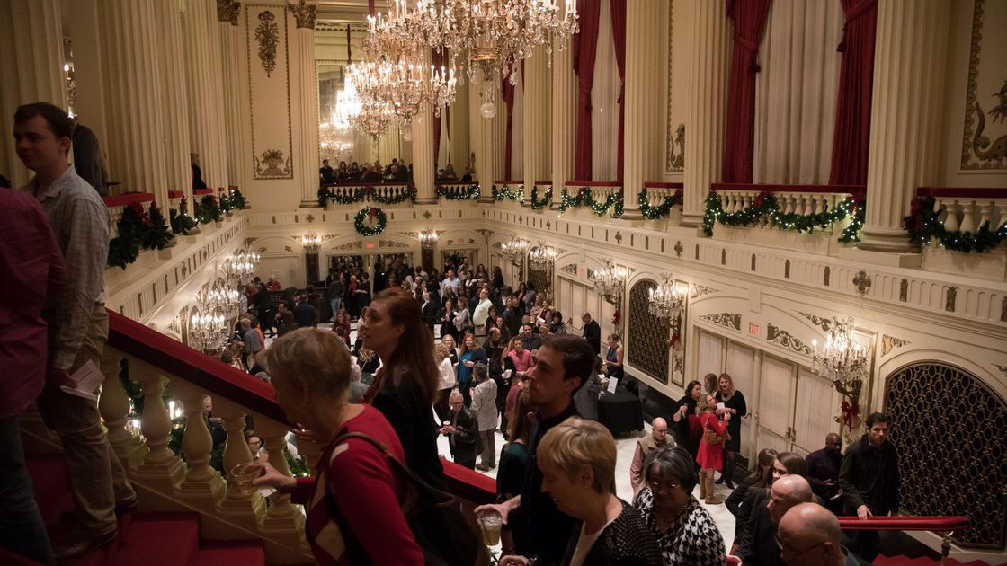 Powell Symphony Hall at 50: From movie palace to acoustical gem