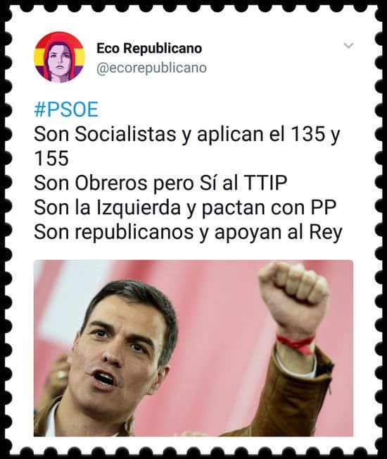 RT @antoniobokeron2: @ridermarina @Sc4Fortuna @fermont1965 @PSOE  https://t.co/Znl7oOH65x