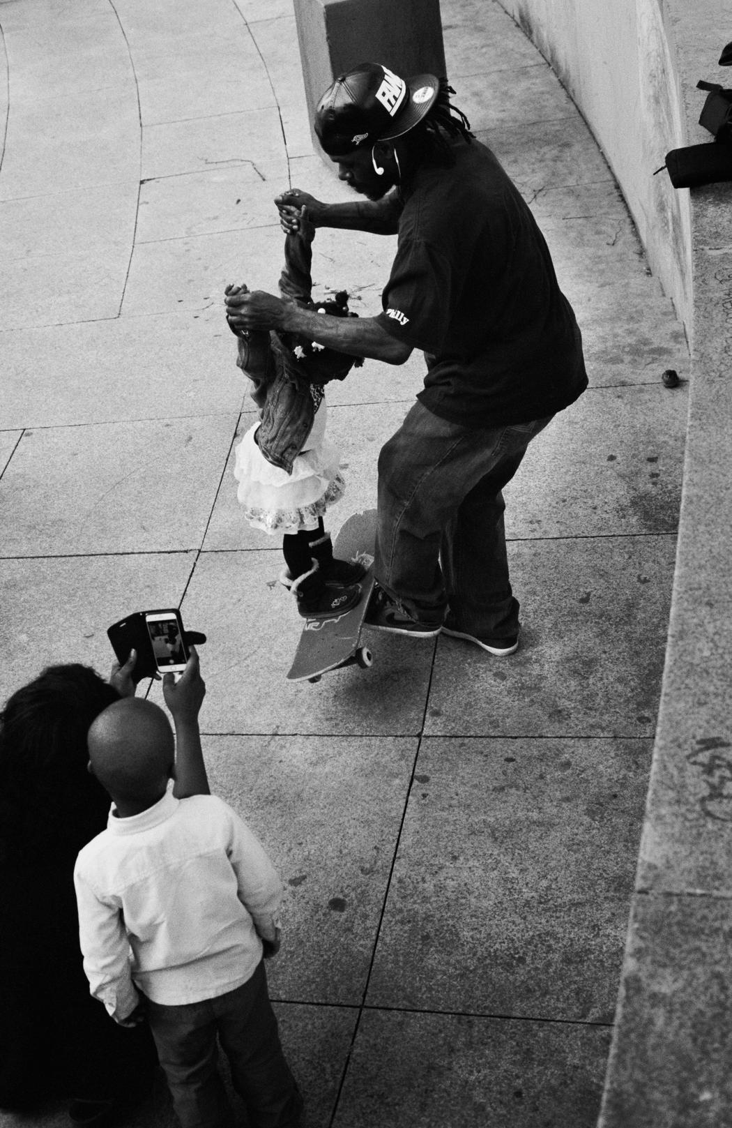 Photos from the last days of Philadelphia's legendary skate spot LOVE Park. https://t.co/3XJc6P9KLI https://t.co/Exz9gjsuXb